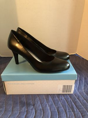 Comfort Plus by Predictions Brand New Black Heels Size 8.5W for Sale in Manassas, VA