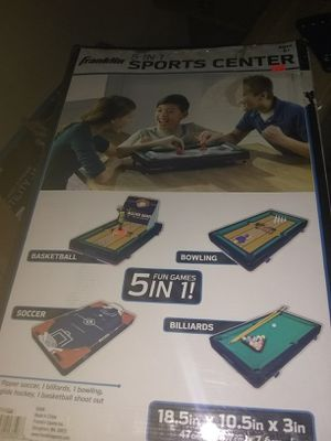 5 in 1 kids game for Sale in Columbus, OH