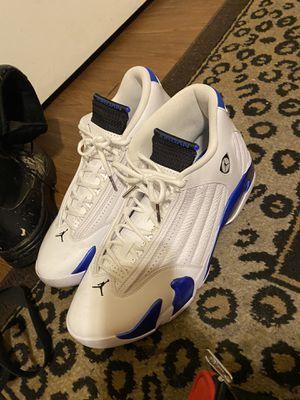 Jordan 14s Retro Royal size 13 for Sale in Los Angeles, CA