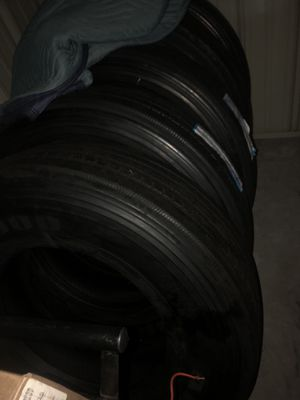 Tractor trailer tires for Sale in Saint Petersburg, FL