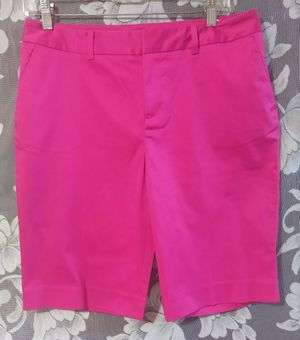 Women's Vtg Coldwater Creek Bermuda Natural Fit Hot Pink Shorts Stretch Sz 6***EXCELLENT CONDITION-CLEAN*** for Sale in Tacoma, WA