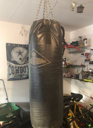 Century punching bag for Sale in Arlington, TX