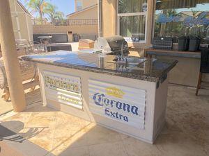Bull Custom BBQ Island for Sale in Corona, CA
