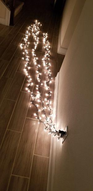 210 brand new white lights - 3 strings of 70 for Sale in Tarpon Springs, FL
