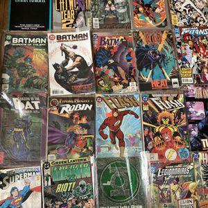 D.C Vintage Comic Books for Sale in Smithfield, RI