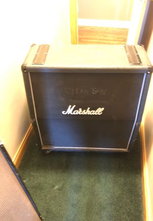 Marshall 1960 lead can for Sale in Sandwich, IL