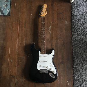 Black Squire Stratocaster for Sale in Tacoma, WA