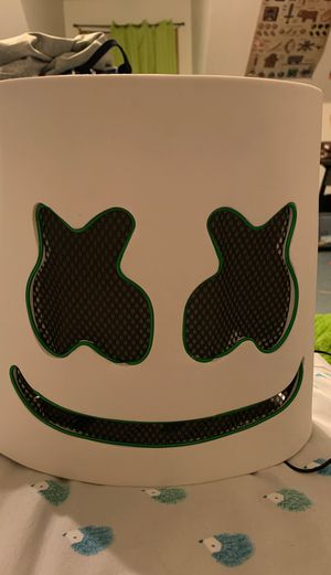 Marshmallow mask for Sale in Milford, DE