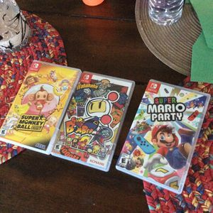 Nintendo switch games for Sale in Los Angeles, CA