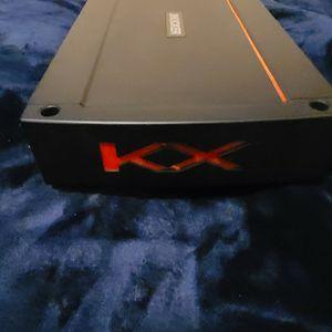 Amplifier Kicker Kxa 800.5 for Sale in San Diego, CA