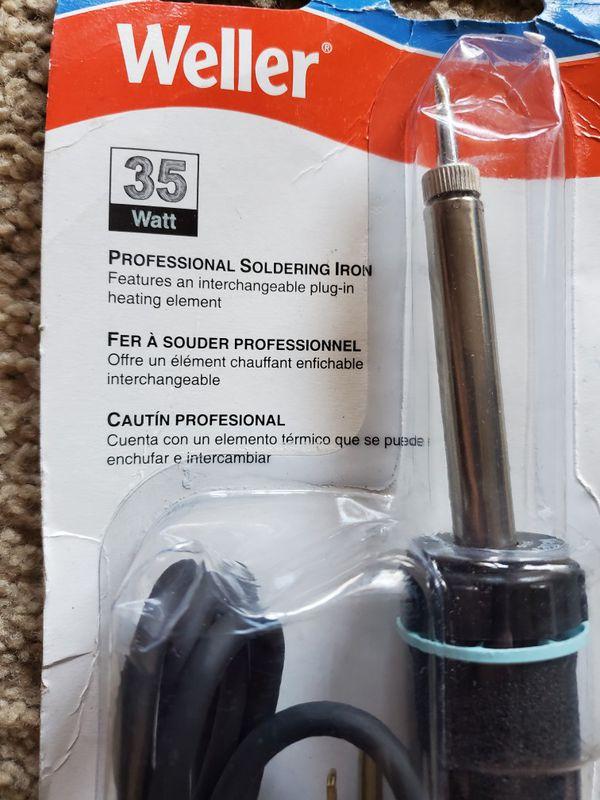Weller Professional Soldering Iron WP35