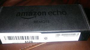 Amazon Eco fire remote for Sale in Maricopa, AZ