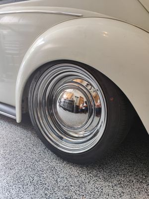Two 15x8 Chrome VW Smoothies NEW for Sale in Marysville, WA