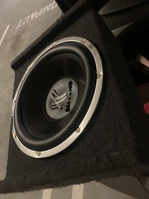 12 inch Subwoofer for Sale in Santa Ana, CA