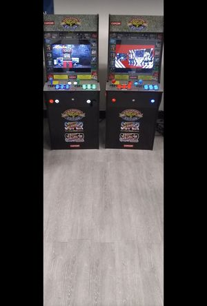 CUSTOM 🕹 ARCADE 🕹 CABINET 15,000 GAMES for Sale in Chino, CA