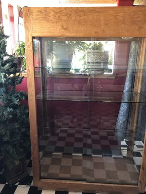 Desplay cabinet for Sale in Encino, NM