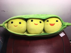 """Disney Store 19"""" Toy Story 3 Peas In A Pod Large Plush Toy for Sale in Miami, FL"""