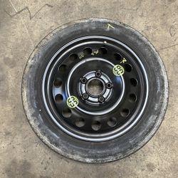 """BMW Trunk Spare Wheel Rim E60 E46 17"""" Wheel for Sale in Fullerton,  CA"""