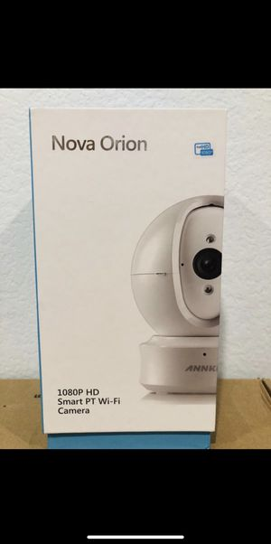 1080 HD Smart PT Wi-Fi Camera for Sale in Alhambra, CA