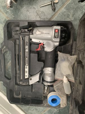 Nail Gun - Porter Cable for Sale in Dallas, TX