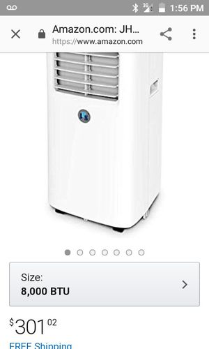 Jhs air conditioner for Sale in Seattle, WA