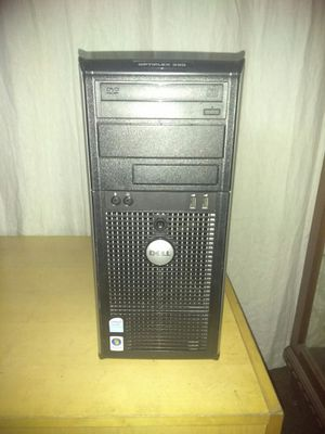 * Dell Optiplex 330 Desktop / Dual Core 2.60GHz, Windows 7, 160GB Hard Drive, 4GB Ram & Programs / Weekend Deal / Firm Price * for Sale in Fullerton, CA