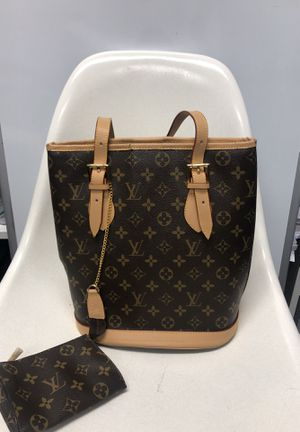 Vintage Louis Vuitton Bucket Bag Slightly Used for Sale in Englewood, CO