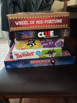 Board games for Sale in Dundalk, MD