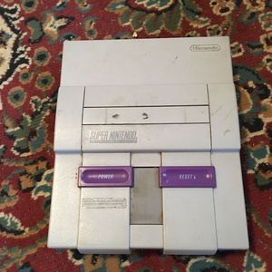Super nintendo for Sale in Cranston, RI