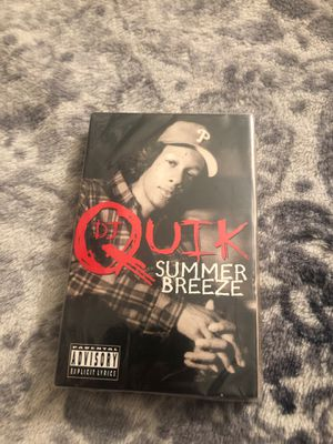 Sealed dj quik cassette tape for Sale in Corona, CA
