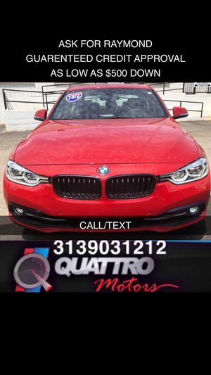 2016 BMW 3 Series 328i XDrive for Sale in Redford Charter Township, MI