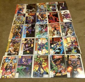 Ninjak comic books for Sale in Pleasant Hill, MO