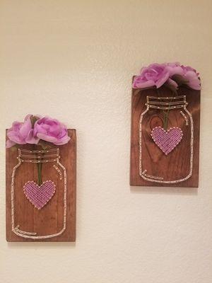 Mason Jars String Art for Sale in Gresham, OR