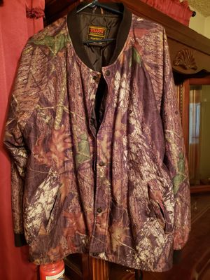 Stearns Camo Coat-Dry Wear for Sale in Nashville, TN