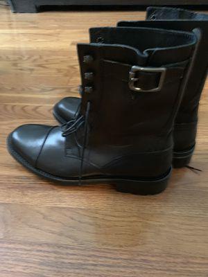 Coach men's boots for Sale in Fairfax, VA