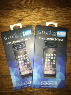 Nuglas Screen Protector For iPhone 8/7/6s/6 and SE 2020 for Sale in Philadelphia, PA