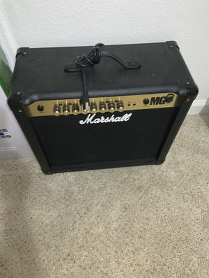 Marshall MG30GFX 30W 1x10 Guitar Combo Amp for Sale in Triangle, VA