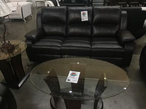 Nice reclining sofa and love seat for Sale in Dallas, TX