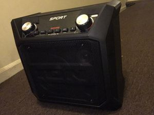 Sport ION speaker for Sale in Hanover Park, IL