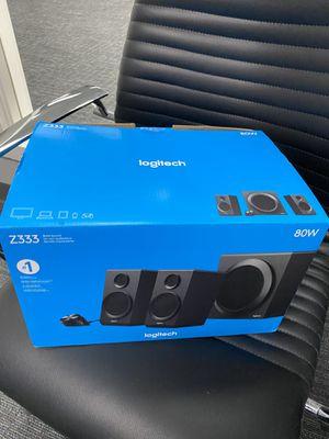 Logitech speakers for Sale in Bellevue, WA