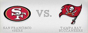 49ers vs Buccaneers tix! Close up seats! for Sale in Winter Haven, FL