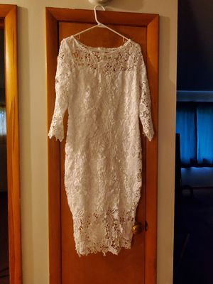 White dress for Sale in Columbus, OH