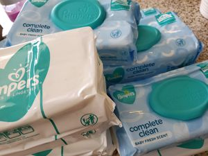 16 Bags New Pampers Wipes for Sale in North Las Vegas, NV