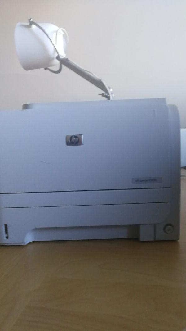 Hp printer work good