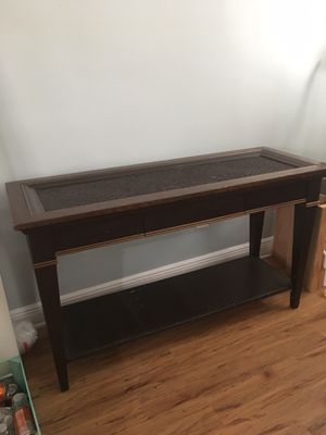 Console table for Sale in Temple Terrace, FL