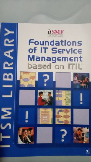 Foundations of IT Service Management based on ITIL for Sale in Sioux Falls, SD