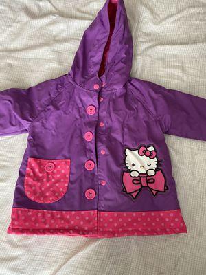 Hello Kitty Rain Jacket for Sale in Tracy, CA