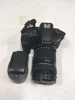 Canon EOS 60D Digital Camera With 18-135 mm Lens for Sale in Los Angeles, CA
