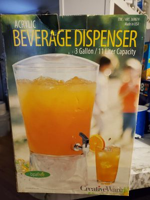 Beverage Dispenser for Sale in Grand Prairie, TX