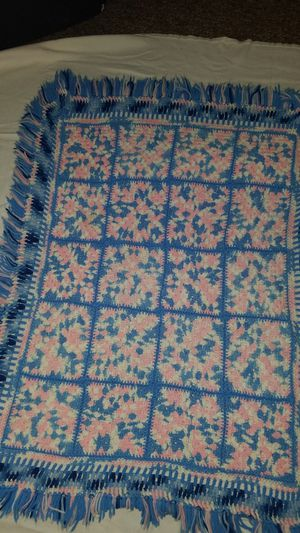 home made blanket for Sale in Trimble, MO